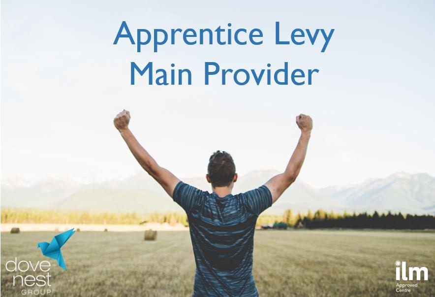 Apprentice levy main provider