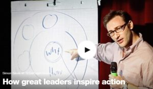 Leadership inspire Sinek