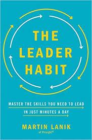 Leadership Thinking the Leader Habit